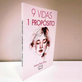 Libro 9 vidas 1 propósito - Doctora Laura Ruiz Díaz