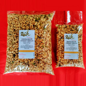 Granola seca por 250 gramos - 13 Millas