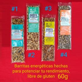 Barrita energetica 100% natural - 13 Millas