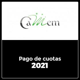 CAMEM - PAGO DE CUOTA AÑO 2021
