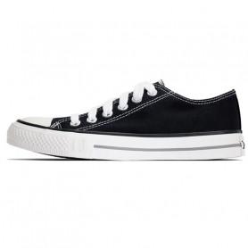 Zapatillas John Foos clásicas negra