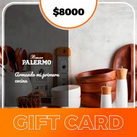 Gift card para la cocina- BAZAR PALERMO