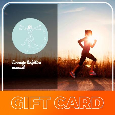 Gift Card de Drenaje linfático - Sel Salud en Movimiento