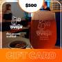 Gift card para Oveja Cerveza Artesanal - $500