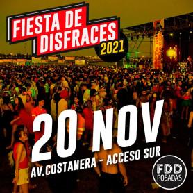 Fiesta de disfraces posadas 2021 - FDD