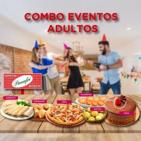 Combo Evento adultos-para 10 personas- Complejo Río- Pedido anticipado 24 hs