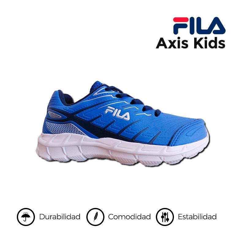 Zapatilla Fila Axis Kids 244ed871c72