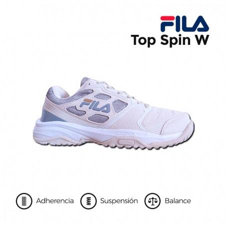 Zapatillas Fila Top Spin W