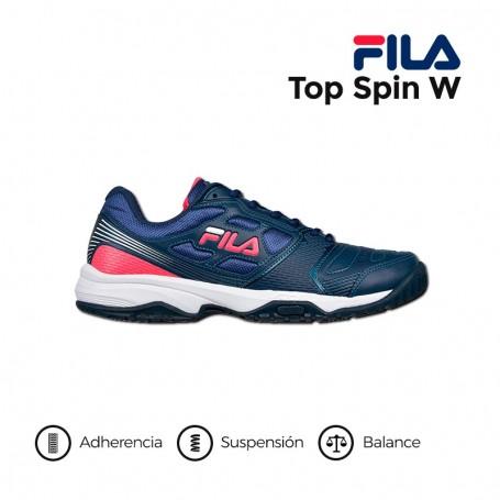 Zapatilla Fila Top Spin W