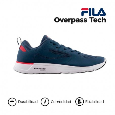 Zapatilla Fila Overpass Tech
