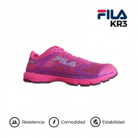Zapatillas Fila KR3 Running w