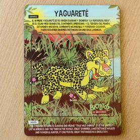 ROMPECABEZAS INFANTIL- Yaguareté