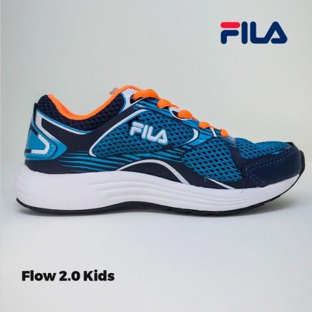 Zapatilla Fila Flow 2.0 Kids bb41e659cc0