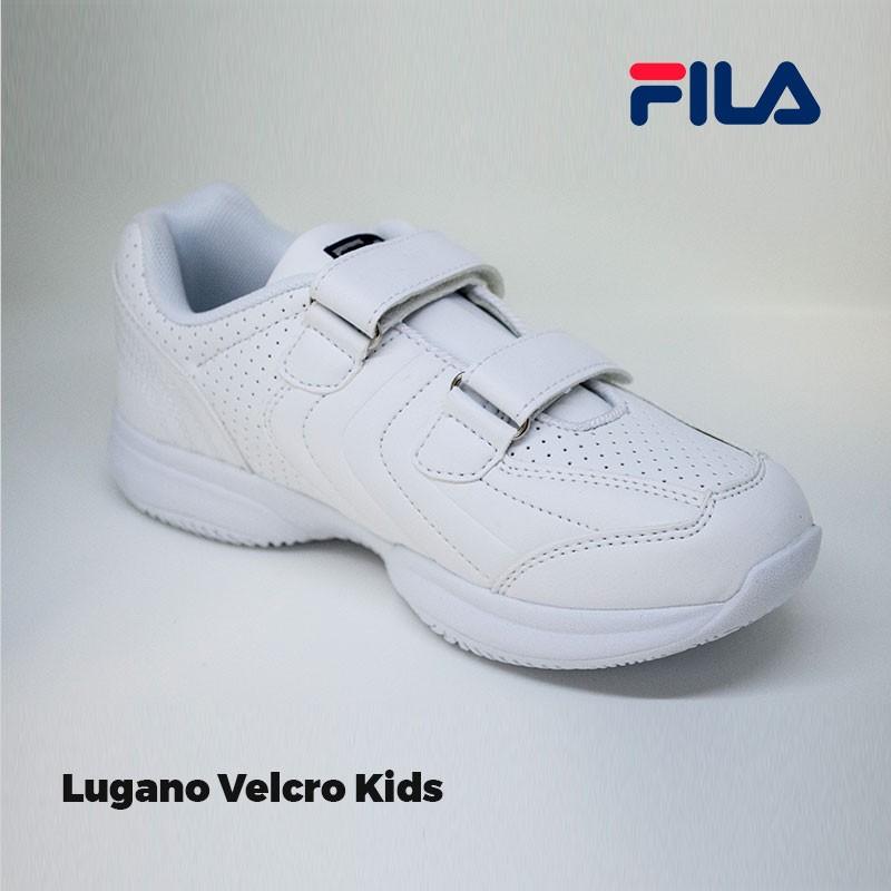 Zapatilla Fila Lugano Velcro Kids d7d00171d82