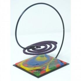 Porta Espiral figura mandala
