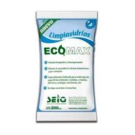 Limpia vidrios - ECOMAX