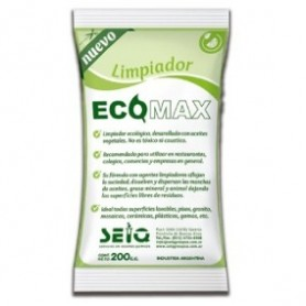 Limpiador ecológico ECOMAX