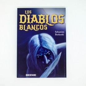 Libro - Los Diablos Blancos de Sebastian Borkoski