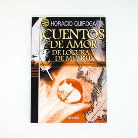 Cuentos de Amor de locuras y de muerte- Horacio Quiroga