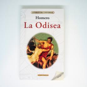 Libro- La odisea- Homero