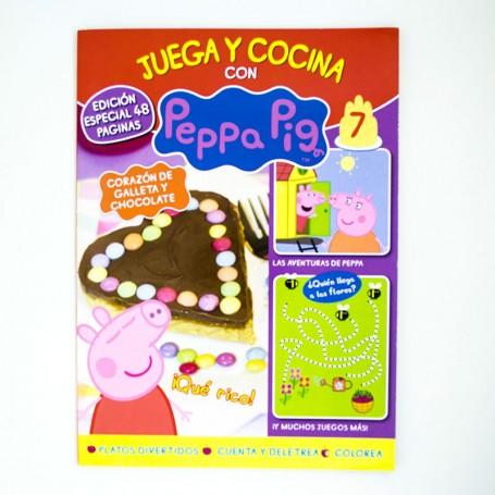 Juega y cocina con Peppa Pig