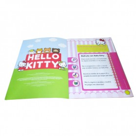 Libro de Hello Kitty