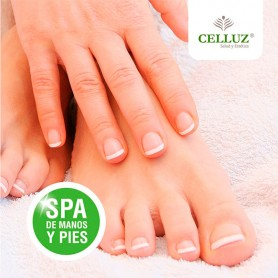 Spa de manos y pies para ellas - Celluz