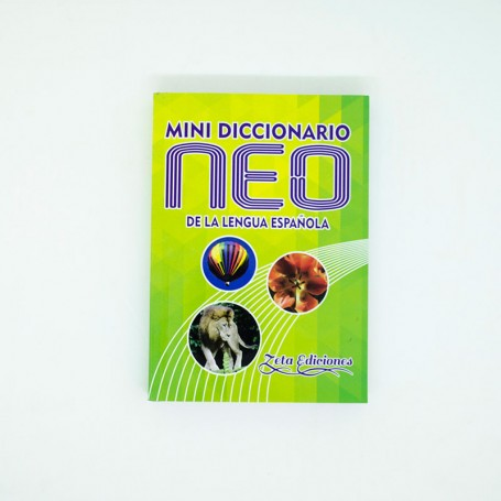 Diccionario NEO de sinónimos, antónimos e ideas afines