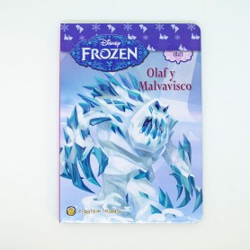 Libro Frozen Disney