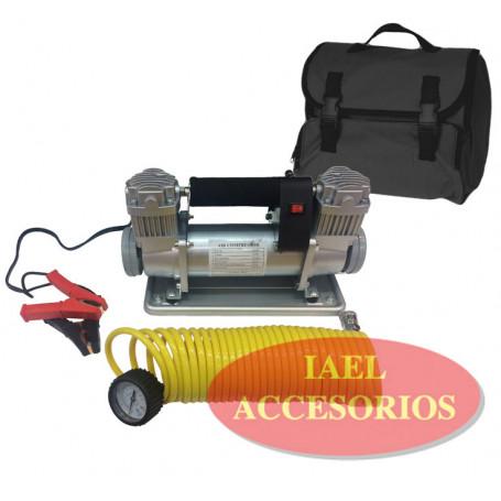 compresor de aire con doble pistón