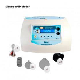 Equipo Electroestimulador Cec Combi 4 Max