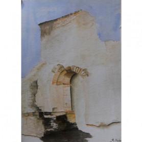 Obra de arte Maria Maidana- Testigo del tiempo II- Ernesto Engel