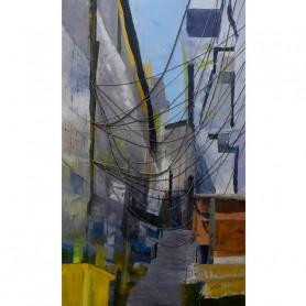 Obra de Arte Katy Musumeci - Comunidade - Ernesto Engel