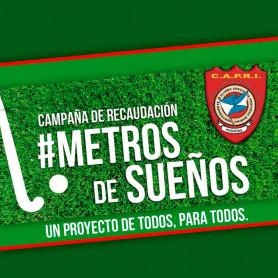 Campaña de recaudación- Metros de sueños- C.A.P.R.I