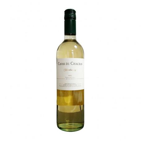 Promo ACIADep: Vinos Cavas de Chacras - Reserva Chardonnay