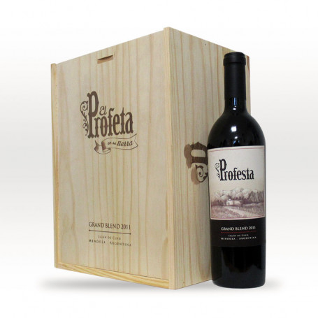 Caja de 6 botellas de Vinos - Profesta Grand Blend