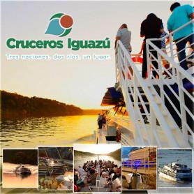 Cruceros Iguazú - Victoria Austral