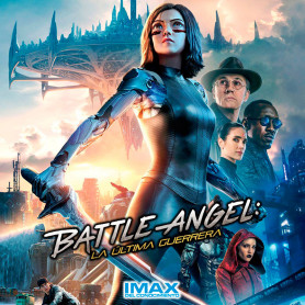 Battle Angel: La Última Guerrera IMAX 3D