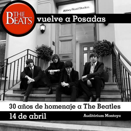 The Beats vuelve a Posadas - 30 años de homenaje