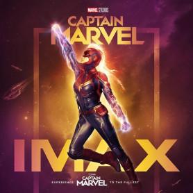 Capitana Marvel IMAX 3D