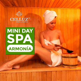 Mini Day Spa Armonía - Celluz