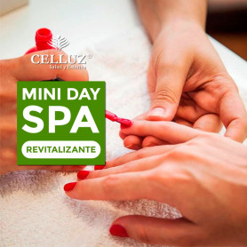 Mini Day Spa Revitalizante - Celluz