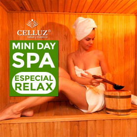 Mini Day Spa Especial Relax - Celluz