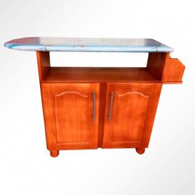 Organizador para planchar de madera