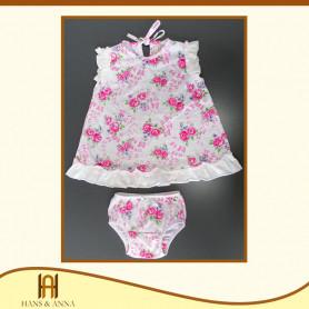Conjunto Vestido - Algodón Peruano