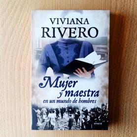 Mujer y Maestra, de Viviana Rivero