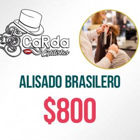 Voucher para Alisado Brasilero - Carda Estilistas