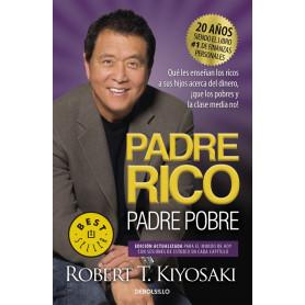 Libro Padre Rico, Padre Pobre - Robert Kiyosaki - 9789877352115
