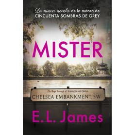 Libro Mister - E.L. James - 9789502812557