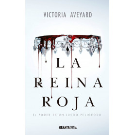 Libro LaReina Roja - Victoria Aveyard - 9788494411021